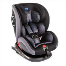 Chicco Seat4Fix 360° isofix-gyerekülés 0-36 kg - Graphite