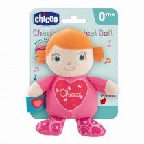Chicco Charlotte baba zenélő plüss - Rózsaszín