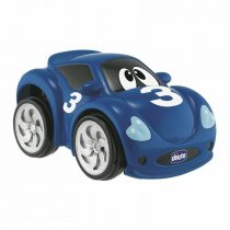 Chicco Turbo Touch elemes autó - kék