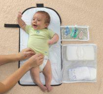 Summer Infant Changeaway hordozható pelenkázó alátét