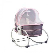 Cangaroo Ava Rocker and bassinet 5 az 1-ben mózes és pihenőszék lila