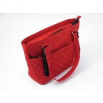 Summer Infant Quited Tote  pelenkázótáska red