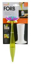 Boon Forb bottle brush beépített mosószer tárolóval