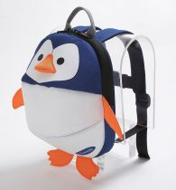 Clippasafe Hátitáska levehető kantárral pingvin 66/1 /e/