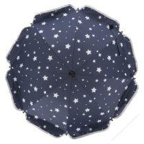 FILLIKID Napernyő csillagos kék 671185-01