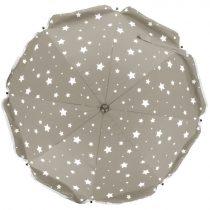 FILLIKID Napernyő csillagos natúr 671185-09