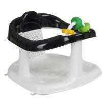 Maltex fürdető ülőke kádba fehér/fekete