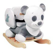 Nattou plüss hintázó állatka Loulou, Lea and Hyppolite - Loulou, a panda
