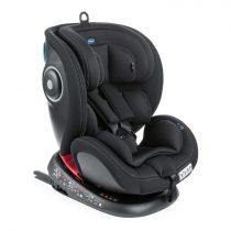 Chicco Seat4Fix 360° isofix-gyerekülés 0-36 kg Black