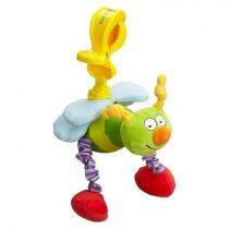 Taf Toys Busy Pals csíptethető játékok 10555 kék-zöld