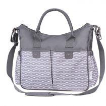 BabyOno pelenkázó táska So City szürke -1423/02