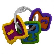 Chicco kulcsos Rágóka Fiús Színek Ch0632162