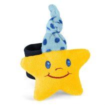 Sterntaler csuklócsörgő - csillag 9 cm