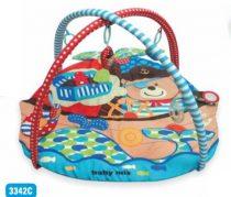 Baby Mix Játszószőnyeg Tk/3342c Kalóz Maci