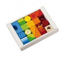 Sevi Fantasy Cubes Építőkocka 81850