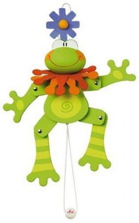 Sevi J J Frog Fa játék 81968