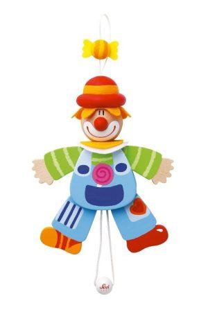 Sevi J J Clown Candy Fa játék 82055