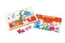 Sevi Puzzle kétoldalas 82075