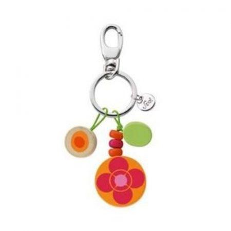 Sevi kulcstartó Narancs Virág 82107