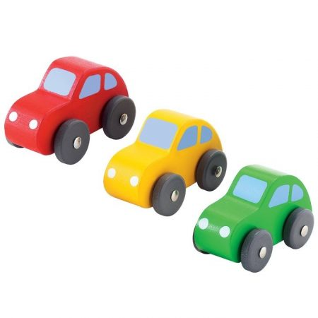Sevi Cars fa játék 3 db-os 82128