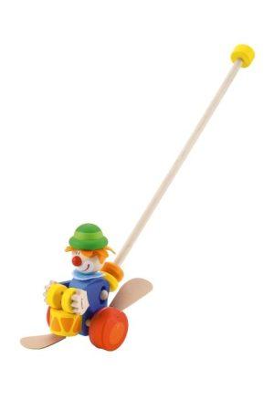 Sevi Push Along Clown tolható Bohóc 82190