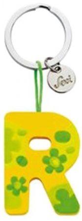 Sevi Fa kulcstartó R Betű 82428