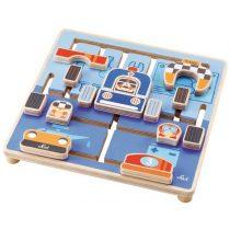 Sevi Mechanic Labirintus Puzzle 82675
