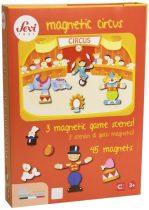 Sevi Magnetic Circus Mágneses Tábla Cirkusz 82844