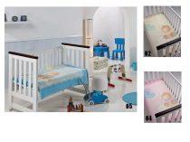 Mora Lux Plus Baby 650 Pléd 110*140 02-Beige -Tasakos