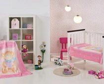 Mora Lux Plus Baby 650 Pléd 110*140 04-Rosa -Tasakos