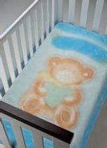 Mora Lux Plus Baby 650 Pléd 110*140 05-Azul -Tasakos