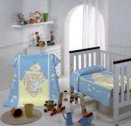 Mora Magic Baby 756 Pléd 80*110 12-Blue -Tasakos