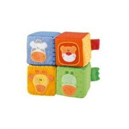 Sevi Animal Cube Set állatos Kocka játék 89145