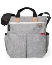 Skip Hop pelenkázó táska Duo Grey Melange