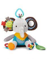 Skip Hop  Bandana Buddies készségfejlesztő játék elefánt