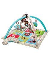 Skip Hop játszószőnyeg játékhíddal Alfabetul Zoo