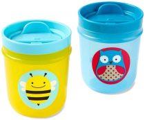 Skip Hop Zoo csőrös pohár - méhecske és bagoly