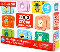 Skip Hop Zoo memória játék